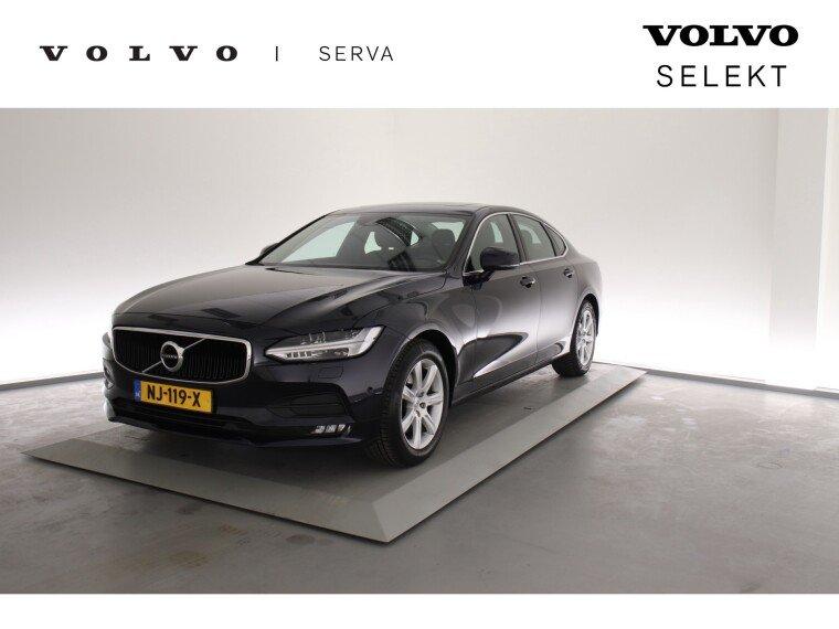 Foto van Volvo S90 D4 Momentum Automaat   Intro Line   Scandinavian Line   Winter line