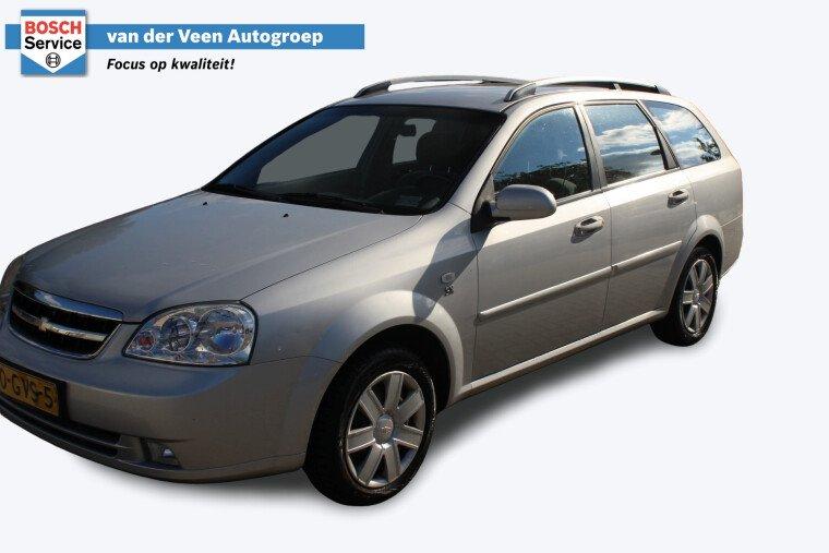 Foto van Chevrolet Nubira Station Wagon 2.0 TCDI Style Limited Edition