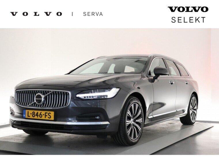 Foto van Volvo V90 B4 Inscription | Climate Pro | Lounge Pack