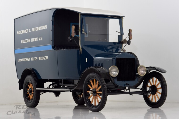 Ford Model T Delivery Truck