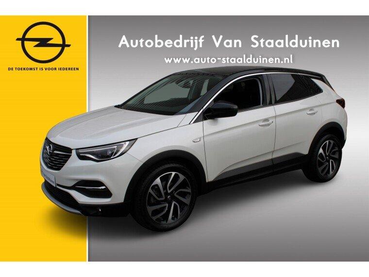 Foto van Opel Grandland X 1.2 Turbo Ultimate