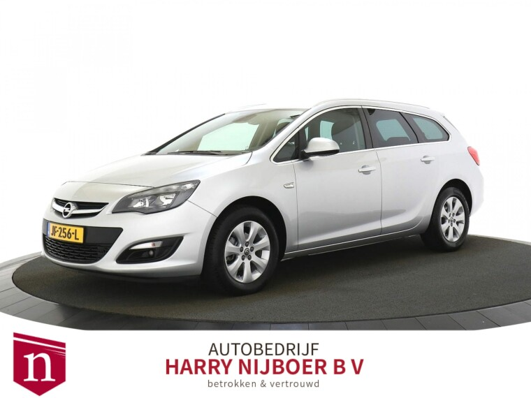 Opel Astra Sports Tourer 1.4 Turbo Blitz