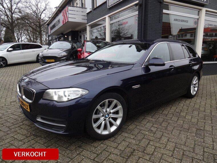 Foto van BMW 5 Serie Touring 518 2.0d Automaat Executive
