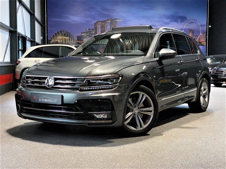 Foto van Volkswagen Tiguan 2.0 TSI 4Motion 2x R-Line Full option