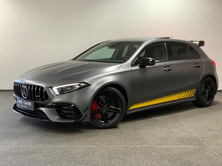 Mercedes-Benz A45 S AMG 4MATIC+ Edition 1