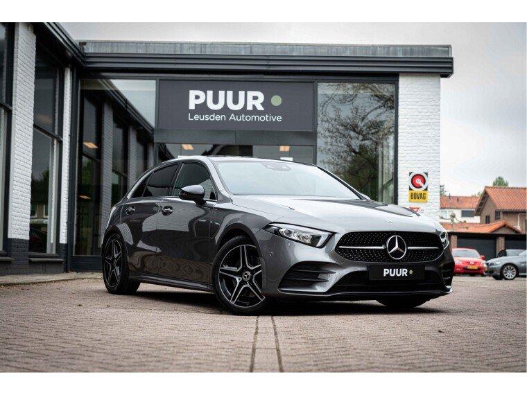 Foto van Mercedes-Benz A-Klasse 220 Premium Plus AMG