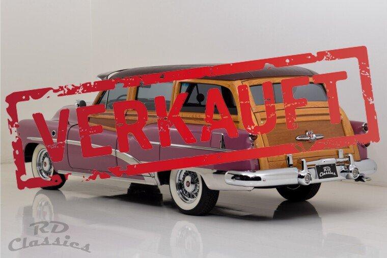 Buick Super Estate Woody Wagon