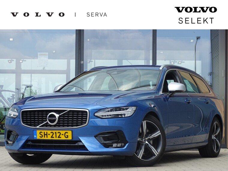 Foto van Volvo V90 T4 Geartronic R-Design | Scandinavian Line | Versatility Line |