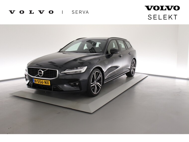 Foto van Volvo V60 T4 Aut. R-Design