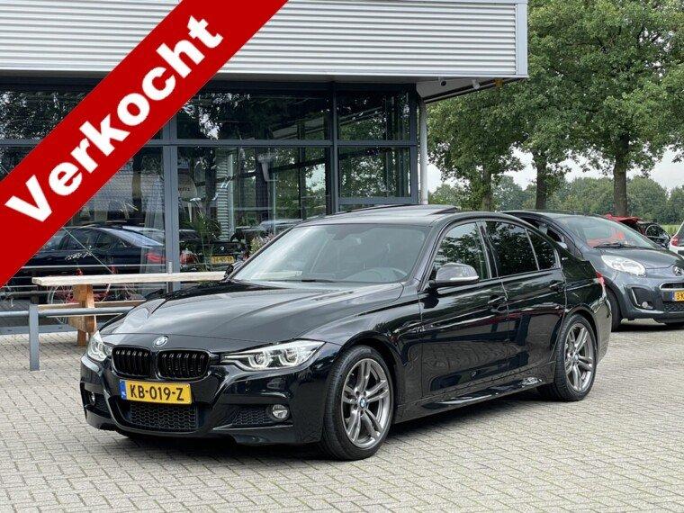 Foto van BMW 3 Serie 330e M-Pakket