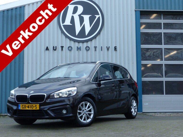 Foto van BMW 2 Serie Active Tourer 218d Corporate Lease/NL Auto/