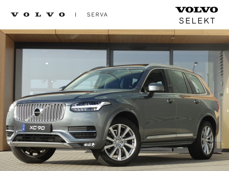 Foto van Volvo XC90 T5 AWD Inscription | Luxury Line | Scandinavian Line |