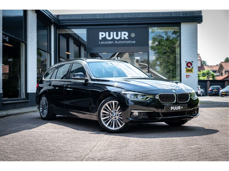 Foto van BMW 3 Serie Touring 340i Aut. High Executive Luxury Line