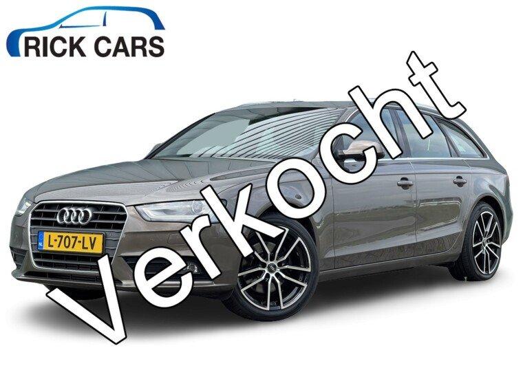 Foto van Audi A4 Avant 1.8 TFSI 170PK Sport Edition