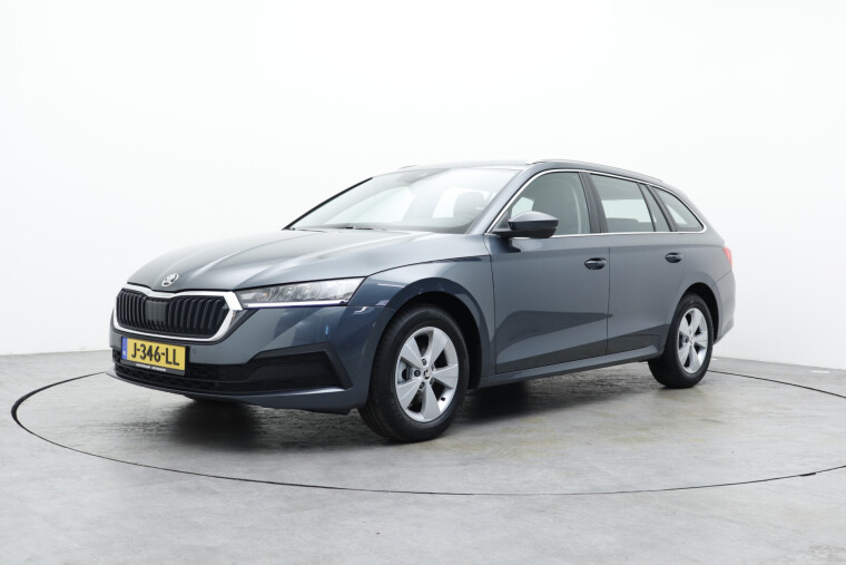 Škoda Octavia 1.5 TSI 150pk Ambition Full led, Virtual cockpit, ACC, Camera