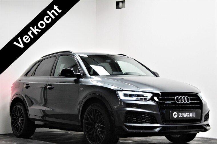 Foto van Audi Q3 VERKOCHT