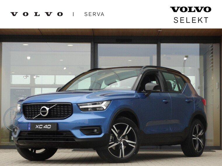 Foto van Volvo XC40 T4 R-Design | Intellisafe Line | Standkachel | Panorama |