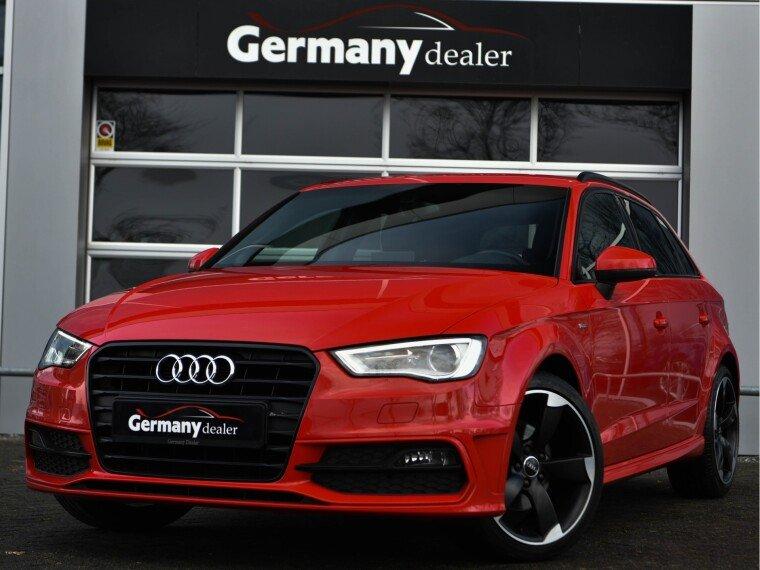 Audi A3 Sportback 1.4TFSI 150pk S-Line
