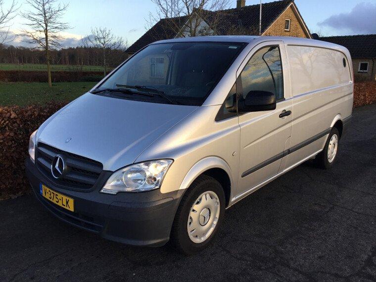 Foto van Mercedes-Benz Vito 113 CDI 320