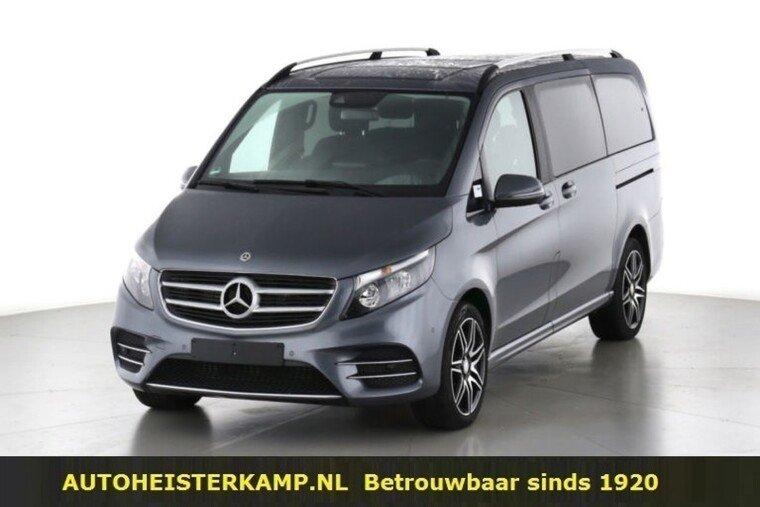 Mercedes-Benz V-Klasse 220d Lang AMG Line EL. Schuifdeuren Trekhaak Navi