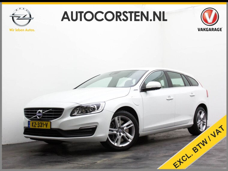 Foto van Volvo V60 2.4 D5 (Ex. Btw) Twin Engine