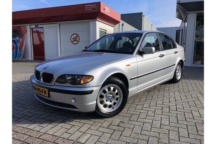 Foto van BMW 3 Serie 316i Executive