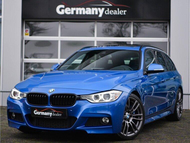 BMW 3 Serie Touring 335i xDrive 306pk M-Sport
