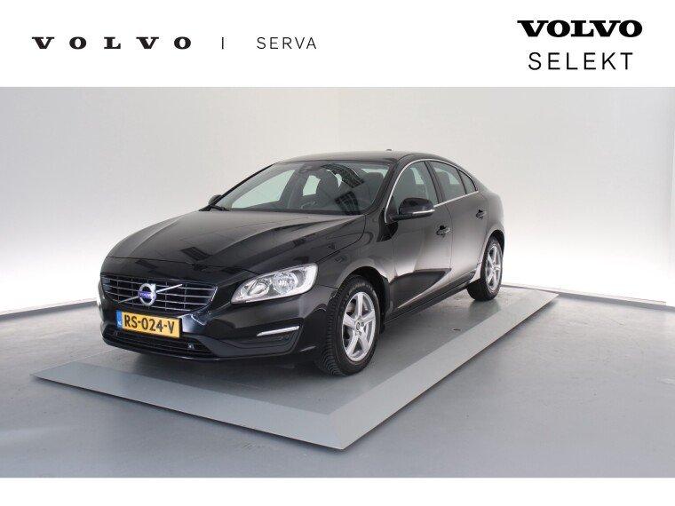 Foto van Volvo S60 D3 Summum | Leder | Navi |