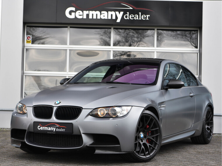 BMW 3 Serie Coupe M3 DCT 420pk Track Edition 1/10