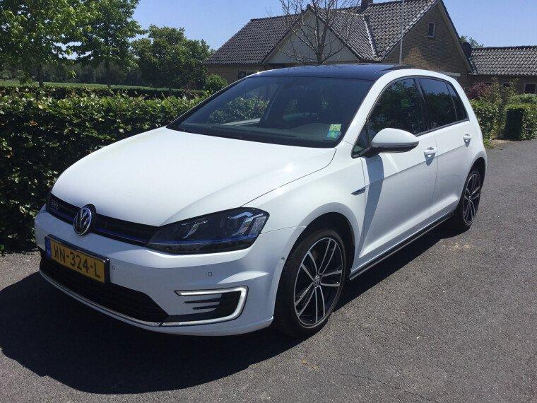 Foto van Volkswagen Golf 1.4 TSI GTE
