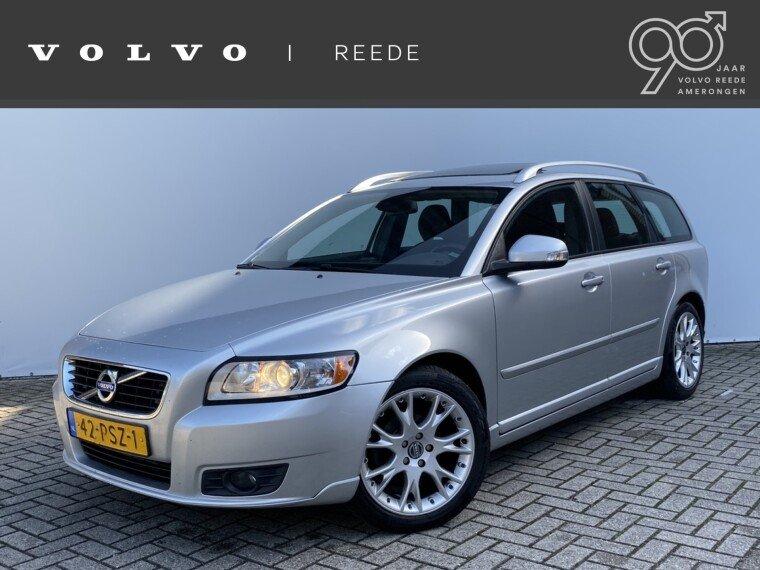 Foto van Volvo V50 D2 Sport