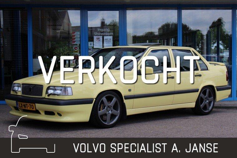 Foto van Volvo 850 T-5R 2.3 R