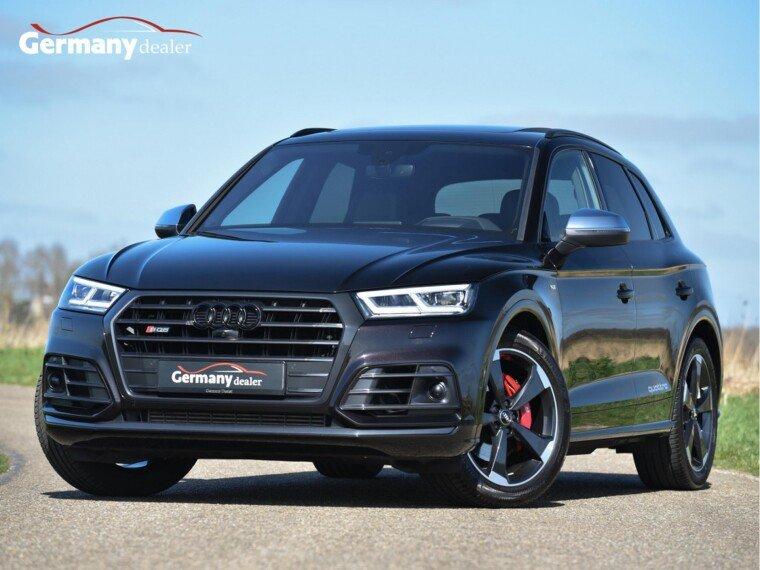 Audi SQ5 3.0TFSI Quattro Black Optic