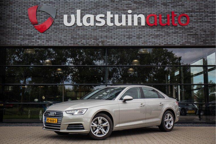 Foto van Audi A4 2.0 TFSI ultra Design Pro Line Plus