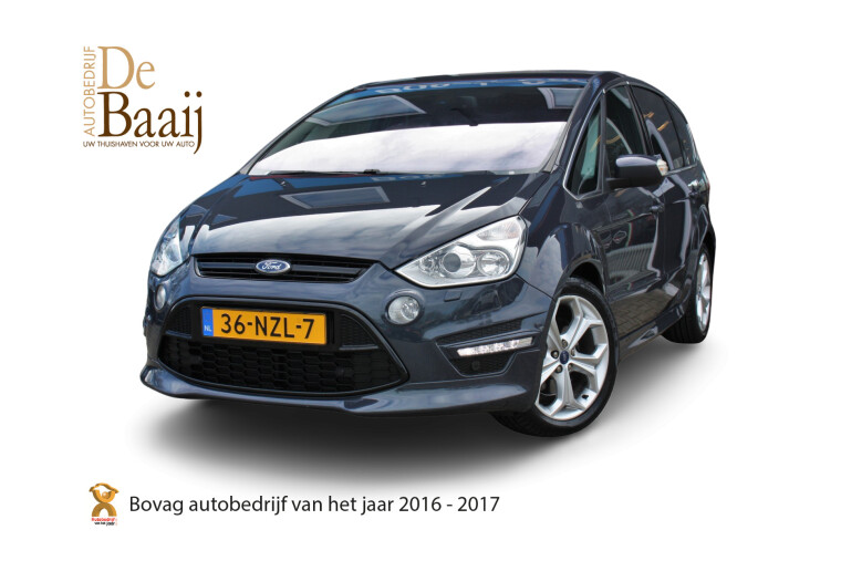 Foto van Ford S-Max 2.0 EcoBoost 203pk S Edition