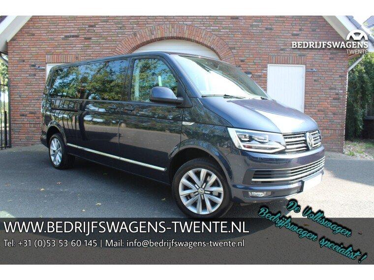 Foto van Volkswagen Caravelle T6 LR LANG 204pk DSG ENK/CAB HIGHLINE   ACC  