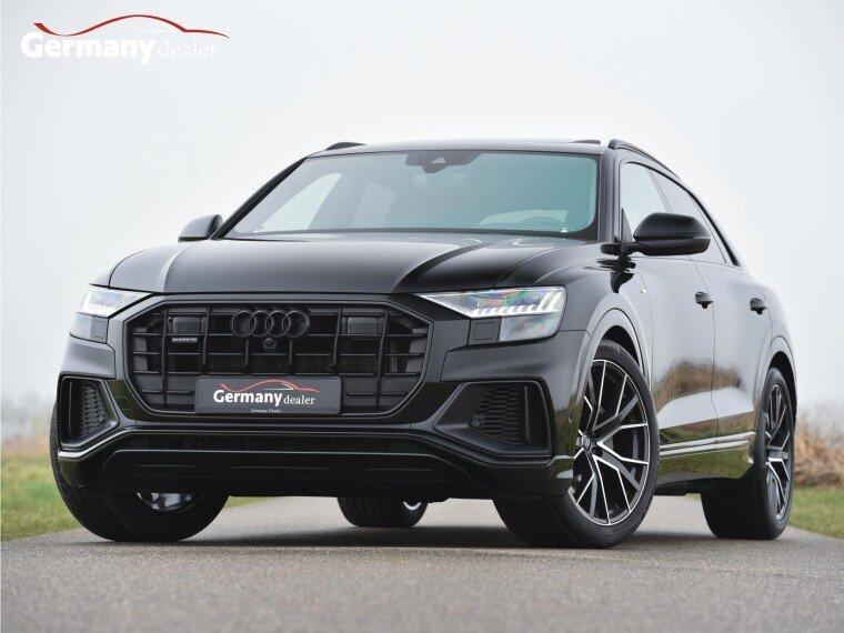 Audi Q8 50TDI 286pk Quattro S-Line Black Optic