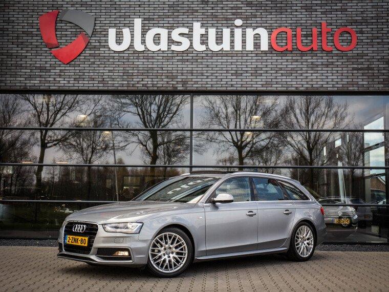 Foto van Audi A4 Avant 1.8 TFSI S-Line