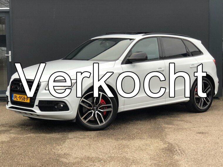 Foto van Audi SQ5 3.0 TDI SQ5 quattro Pro Line VOL!!