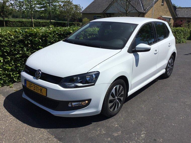 Foto van Volkswagen Polo 1.0 BlueMotion Edition
