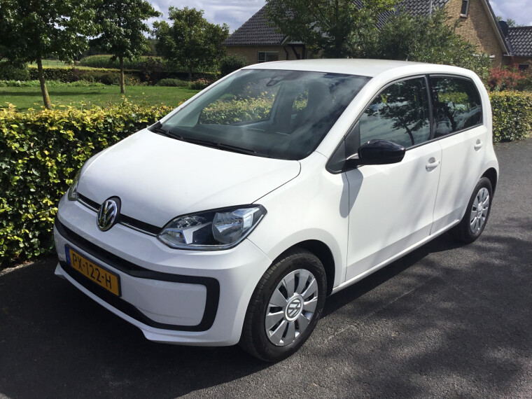 Foto van Volkswagen up! 1.0 BMT move up!