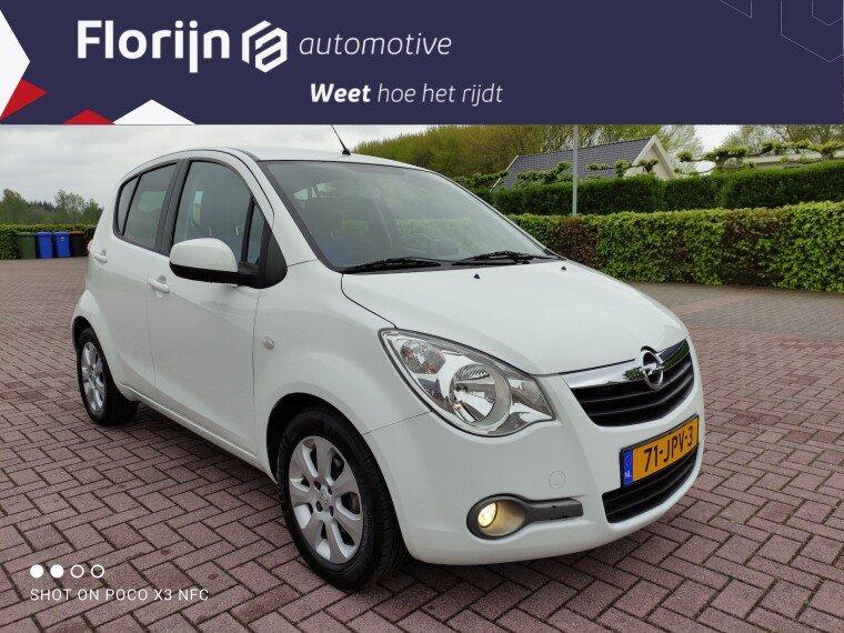 Foto van Opel Agila 1.2 Enjoy