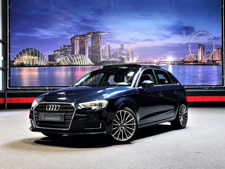 Foto van Audi A3 Sportback 1.4 TFSI CoD Design Pro Line +
