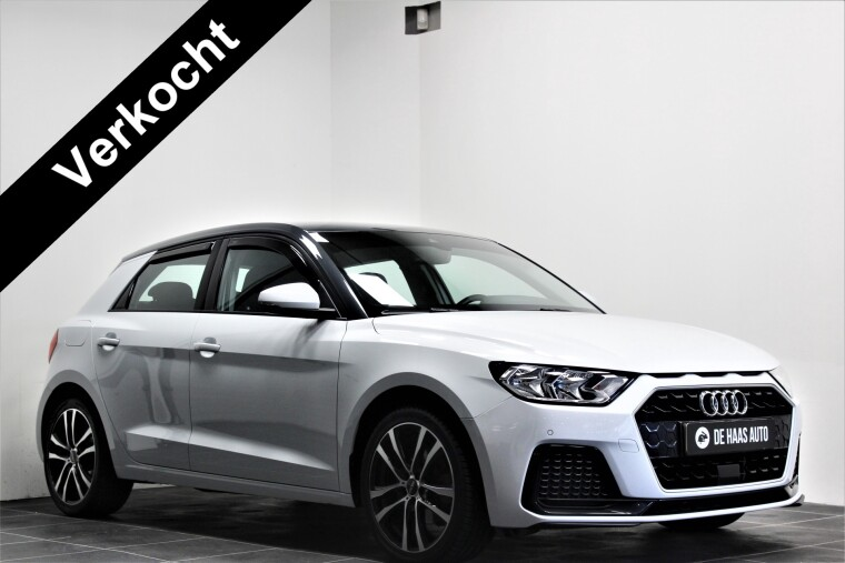 Foto van Audi A1 Sportback VERKOCHT