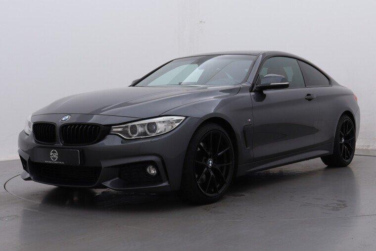 Foto van BMW 4 Serie Coupé 428i High Executive M Performance 245PK | 19'' | LED | Leder | Garantie