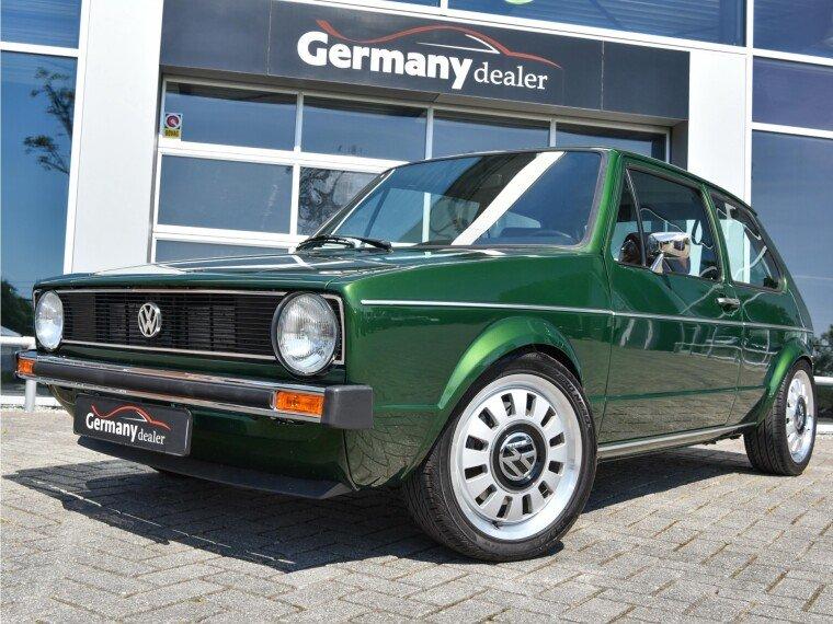Volkswagen Golf 1 G60 224pk Uniek!