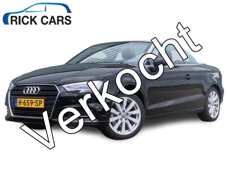 Foto van Audi A3 Cabriolet 1.4 TFSI Design Pro Line Plus