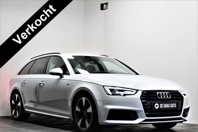 Foto van Audi A4 Avant 2.0 TFSI S-Line/Virtual cockpit/Led/Camera/Trekhaak