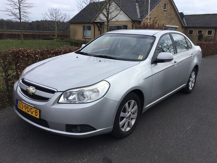 Foto van Chevrolet Epica 2.5i Executive