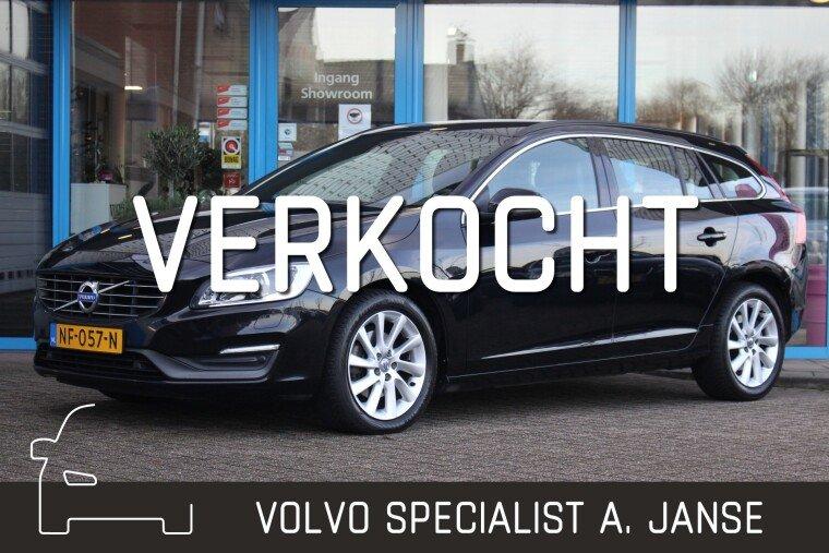 Foto van Volvo V60 2.0 D4 AUT (8) Momentum